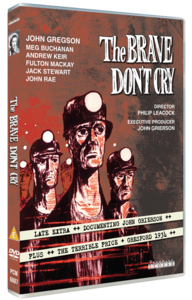 The Brave Don't Cry 1952 DVD