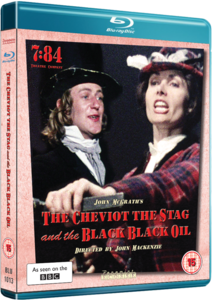 The Cheviot, the Stag and the Black, Black Oil 1974 Blu-ray