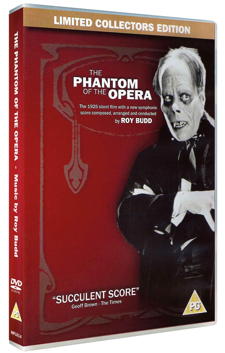 The Phantom of the Opera: Roy Budd Symphonic Score
