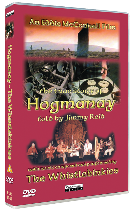 Hogmanay with Jimmy Reid and The Whistlebinkies DVD
