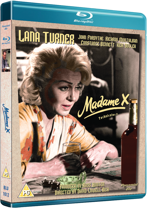Madame X - Lana Turner tear-jerker: With John Forsythe and Ricardo Montalban
