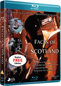 Faces of Scotland Seawards the Great Ships Blu-ray
