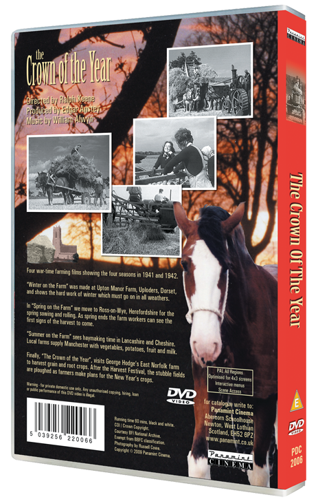 The Crown of the Year Documentary DVD