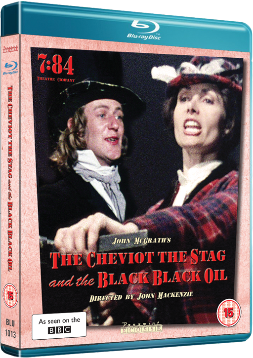 The Cheviot the Stag & the Black Black Oil