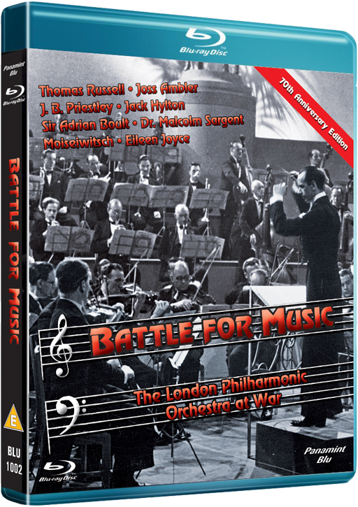 Battle for Music: The Story of The London Philharmonic Orchestra