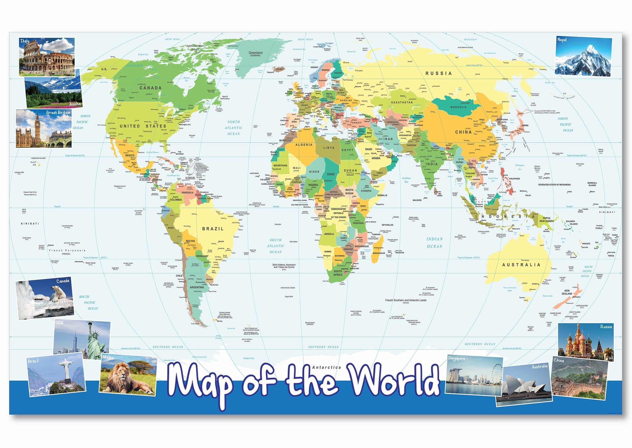 World maps postcard from the world map gumiabroncs Image collections
