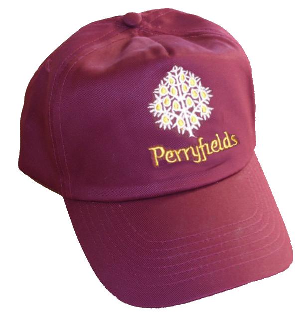 Perryfields Juniors Baseball Cap e42c981eeec5