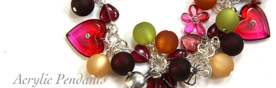 Acrylic beads at Bijoux Beads