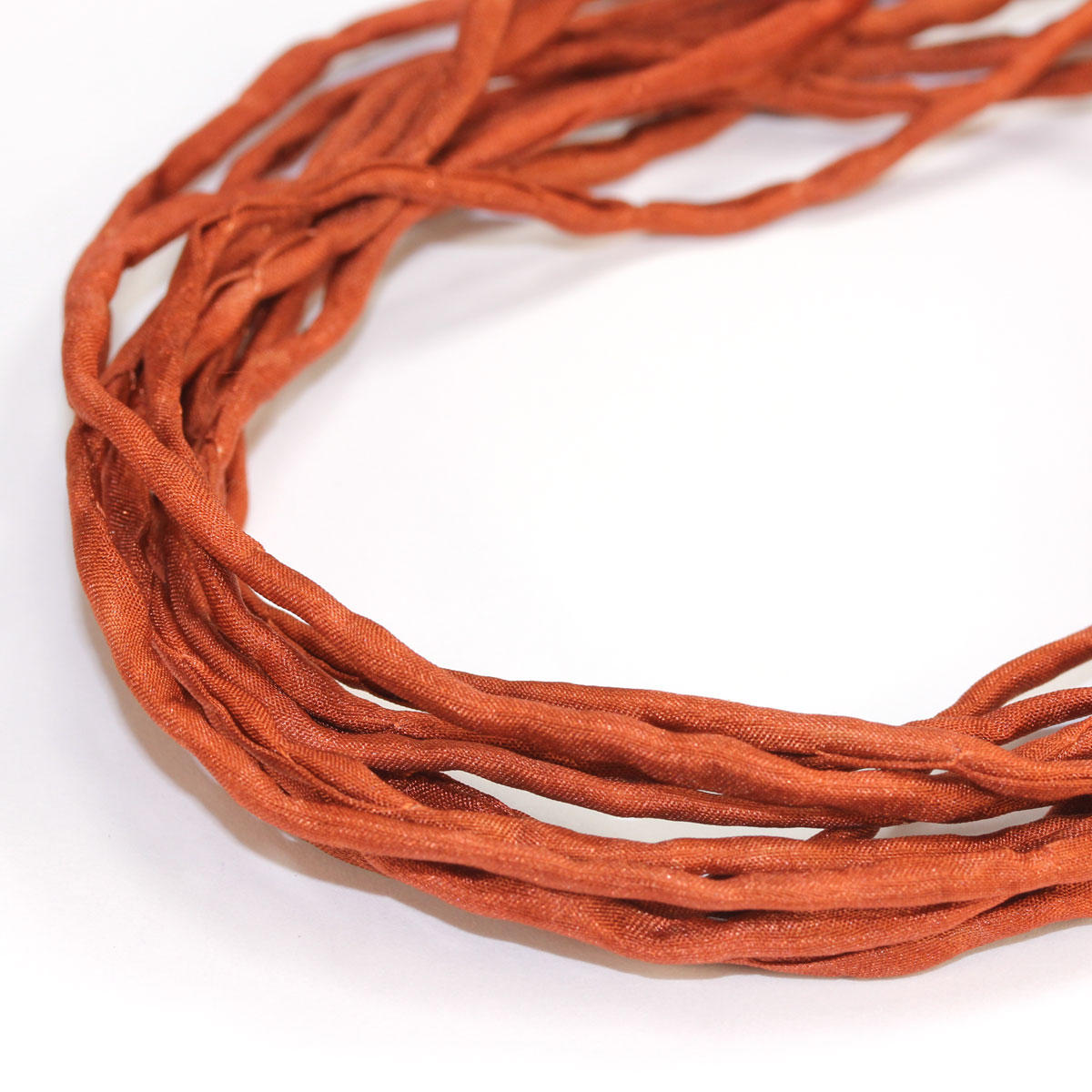 Silk String Copper