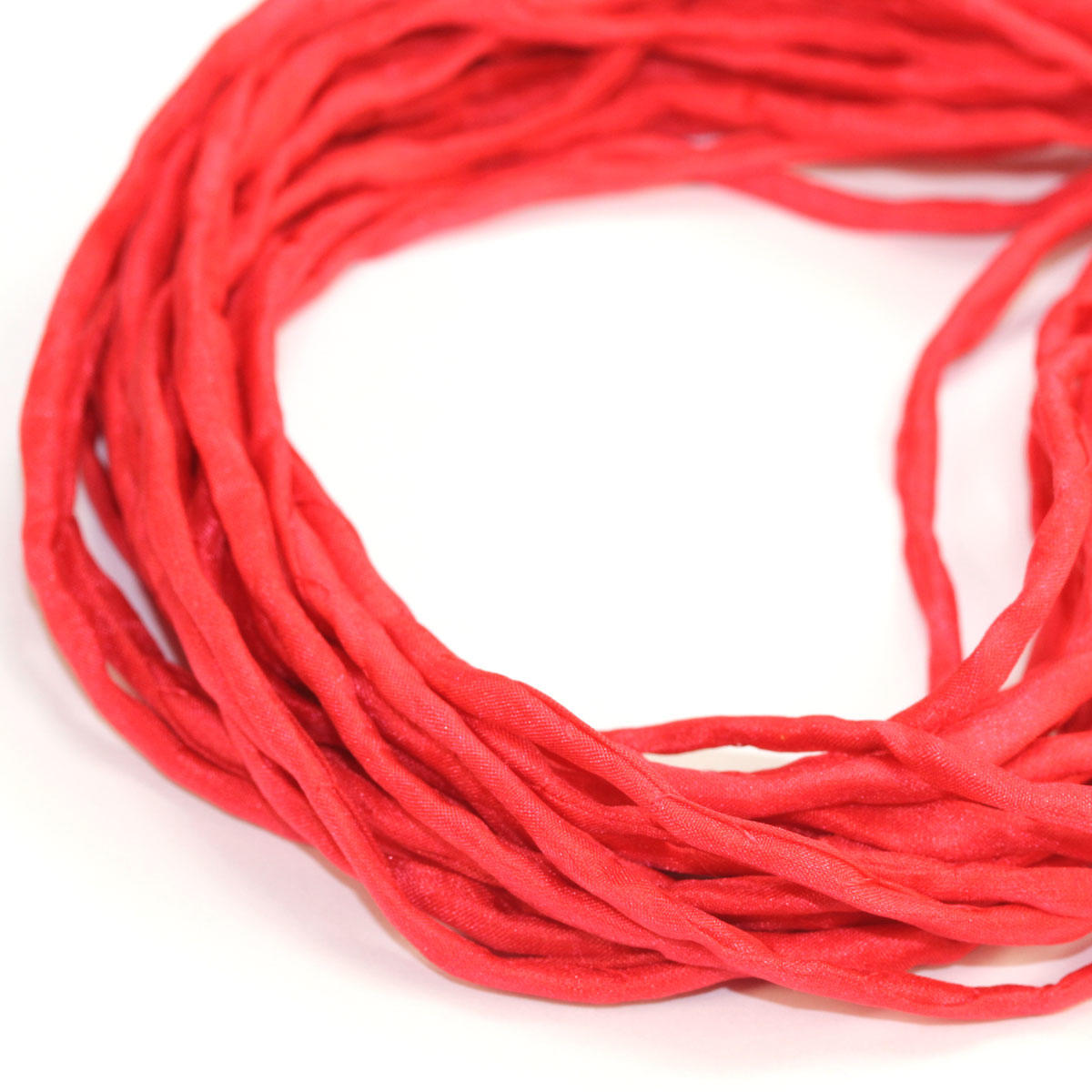 Silk String Red