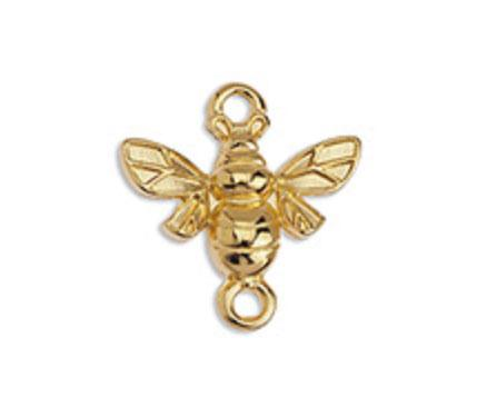 Small bee charm