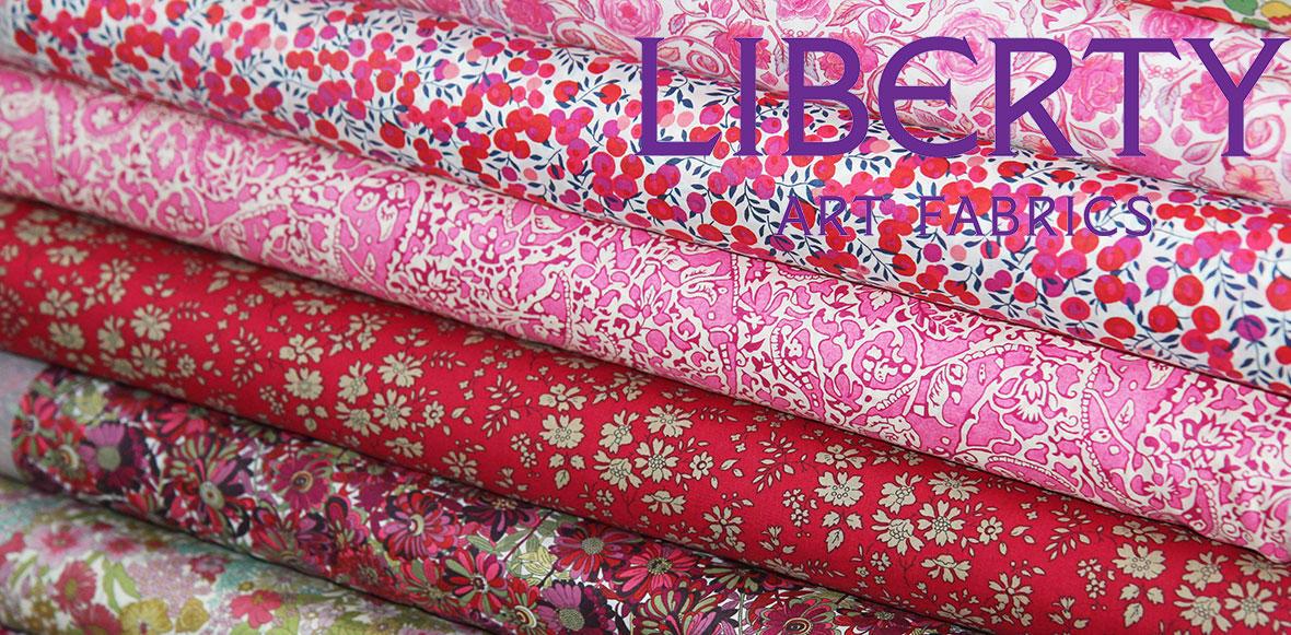Liberty Fabrics at Bijoux Beads