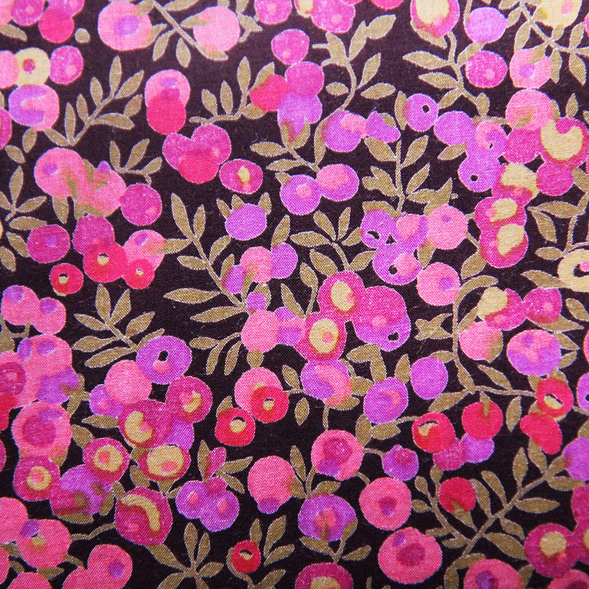 Liberty Wiltshire Berry (Purples) Tana Lawn Fabric