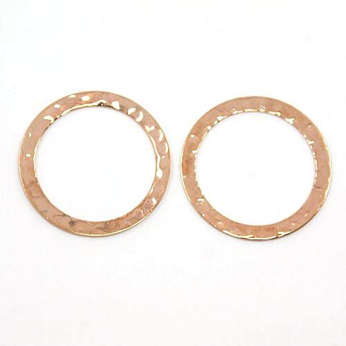 Rose Gold Linking Rings