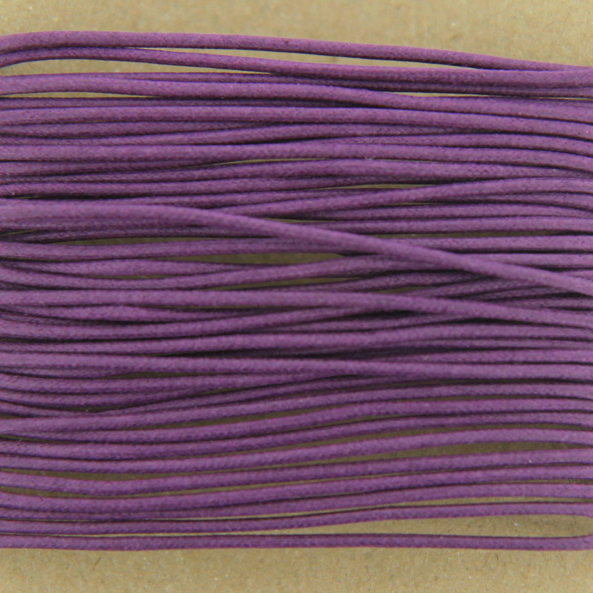 Cyclamen Thick Cotton Bead Cord