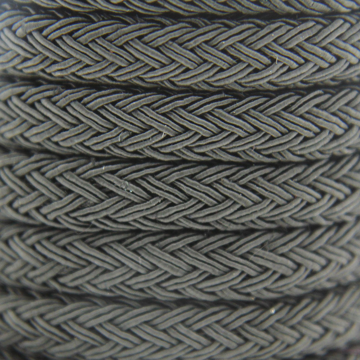 Black Braided Cord
