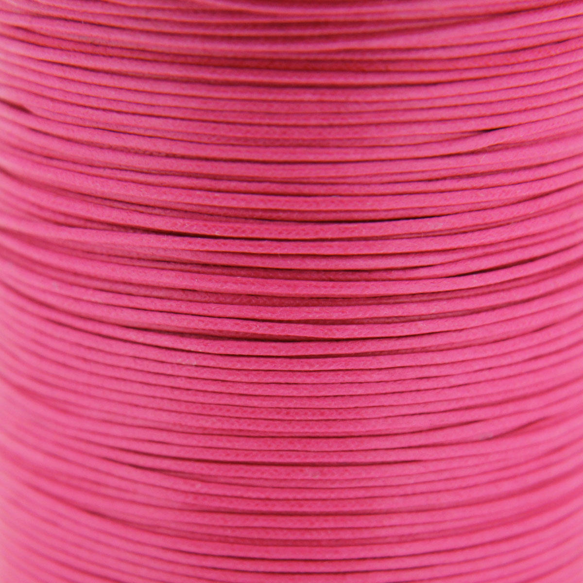 Hot Pink 1.5mm Cotton Bead Jewellery Cord