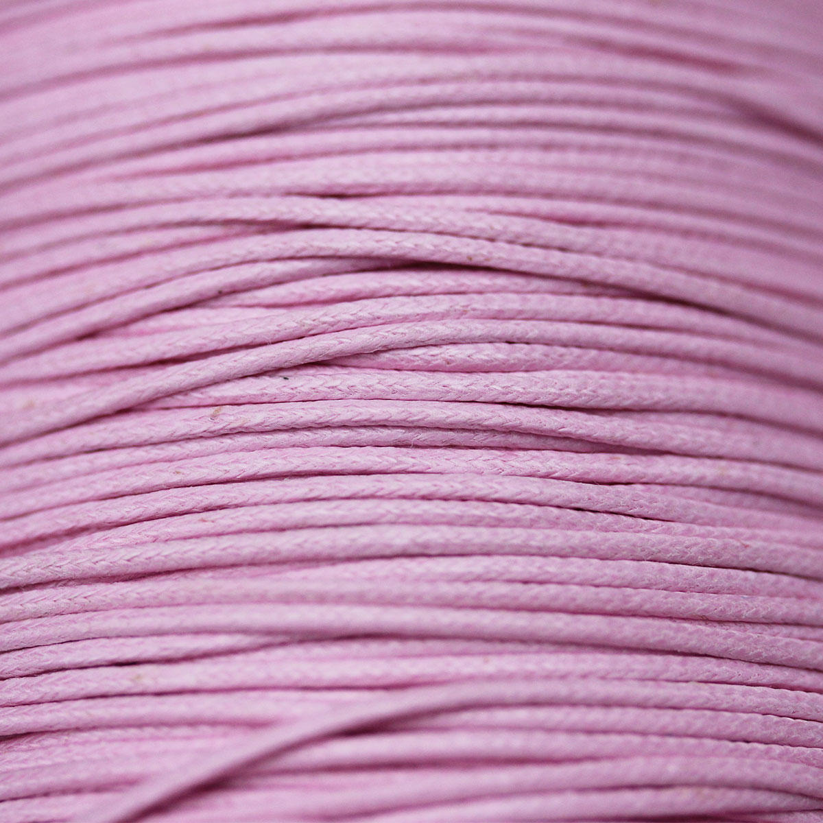 Light Pink 1.5mm Cotton Bead Cord