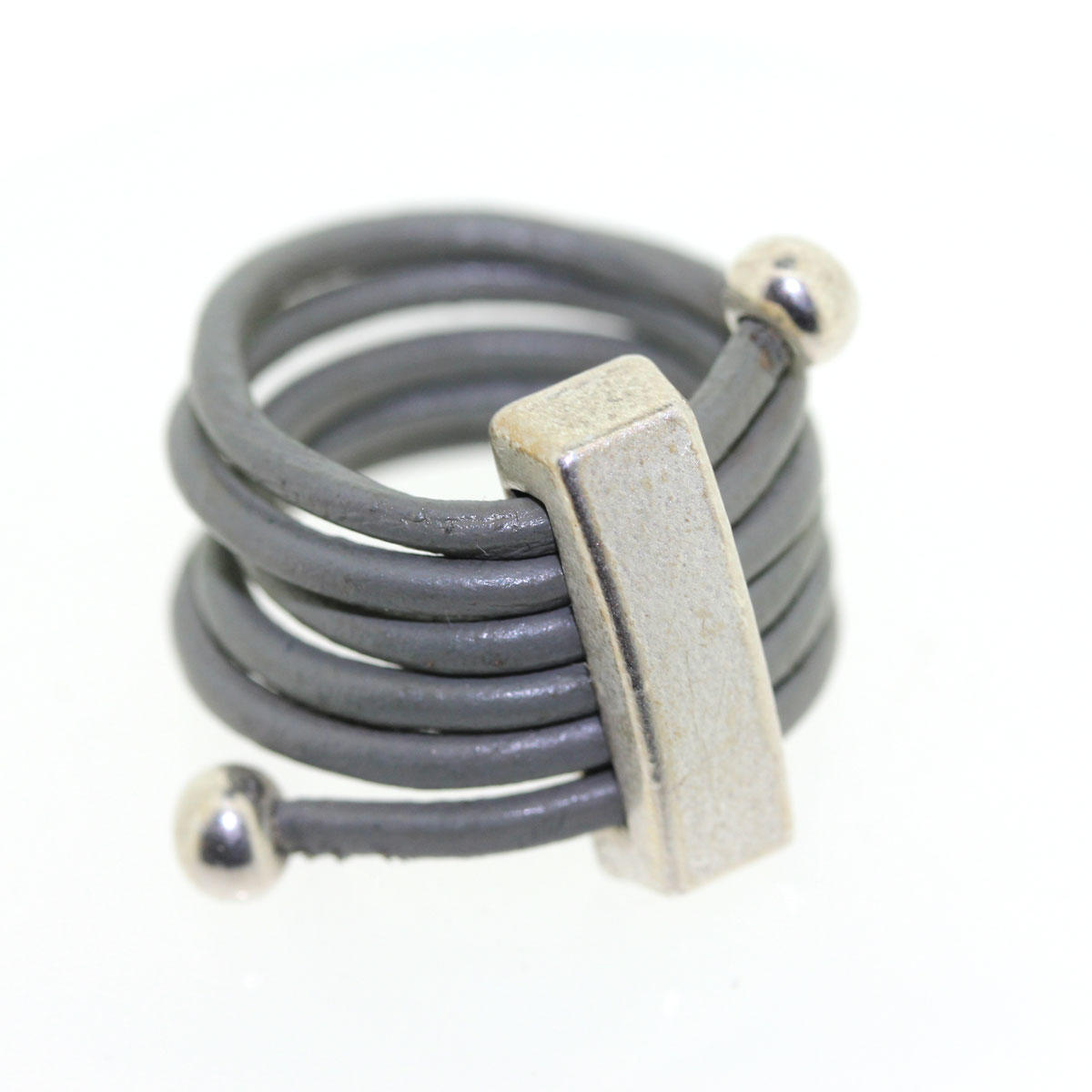 Silver Cord or Ring Separator Component