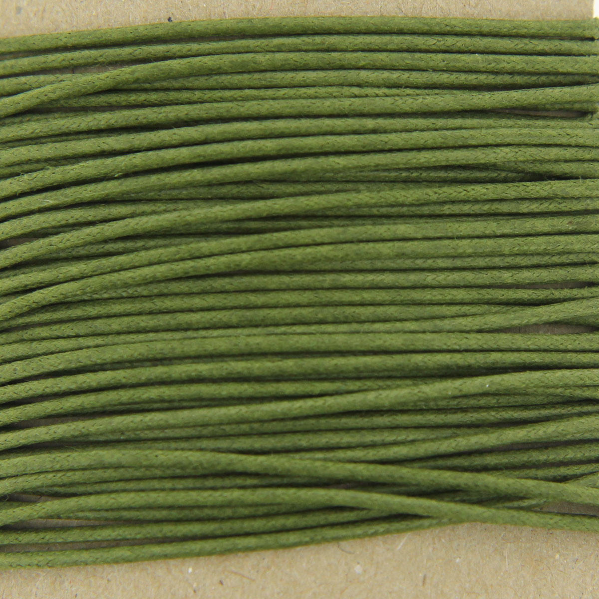 Olive 1.3mm Bead Jewellery Making Cord