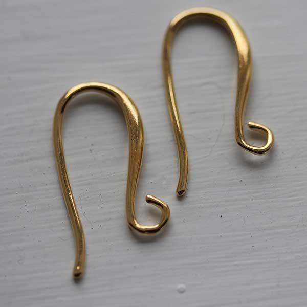 New Gold Earring Fitting