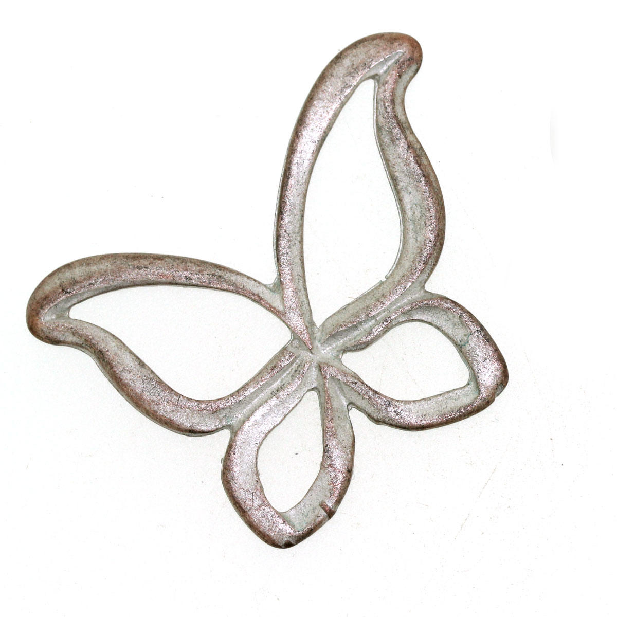 Silvered Copper Fluttering Butterfly Connector