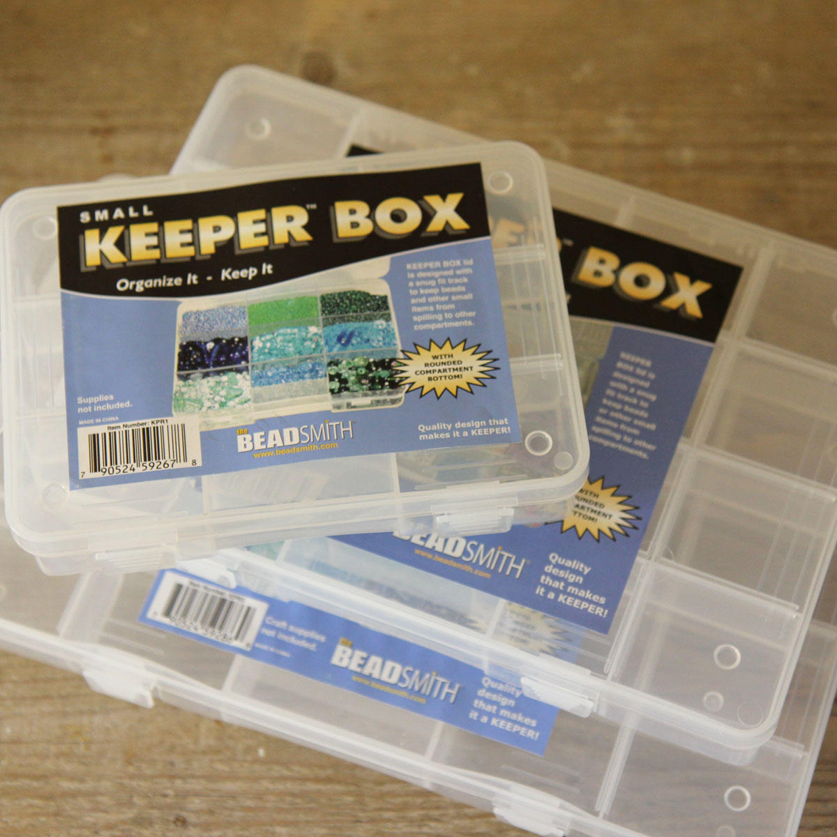 Keeper Storage Boxes