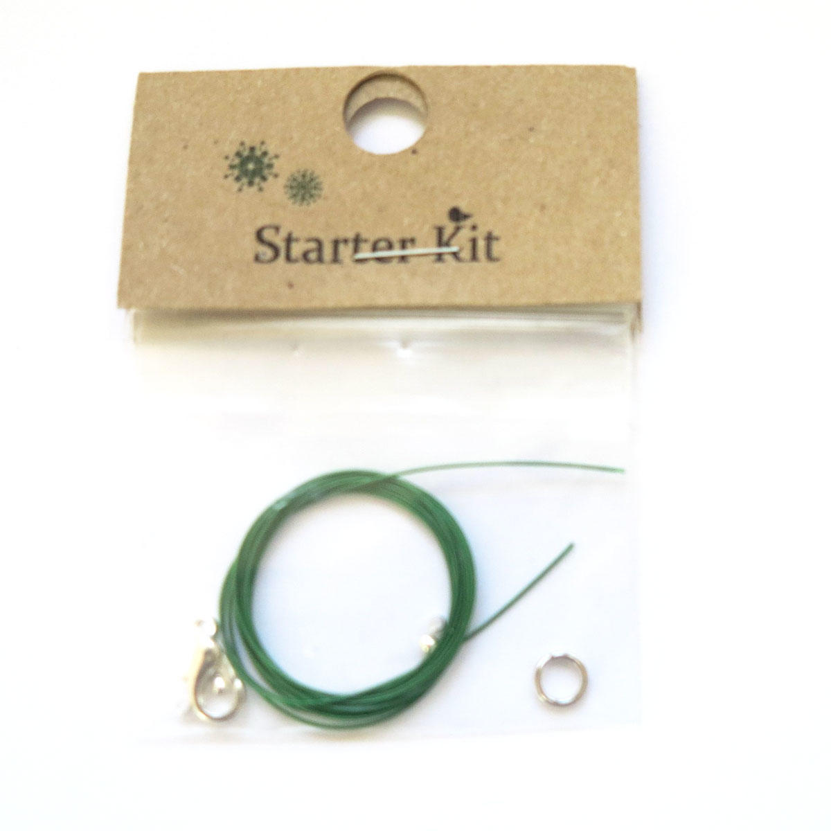 Emerald Necklace Starter Kit or Mending Kit