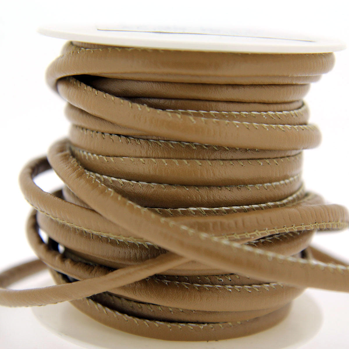 Sand Stitched Nappa Bracelet Leather