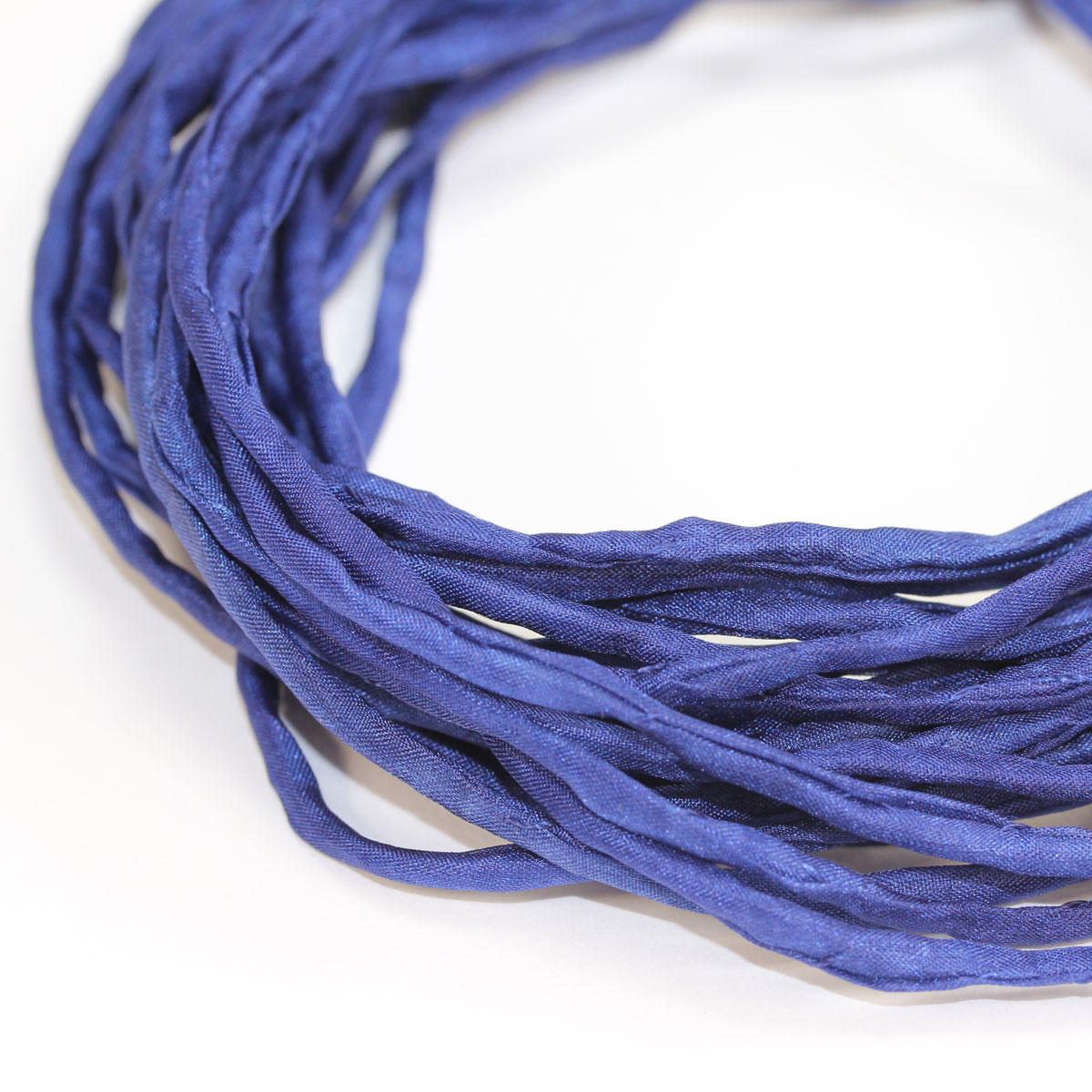Silk String Navy