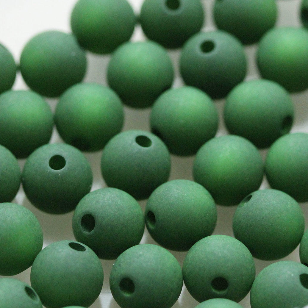 Sage Green 8mm Polaris Bead