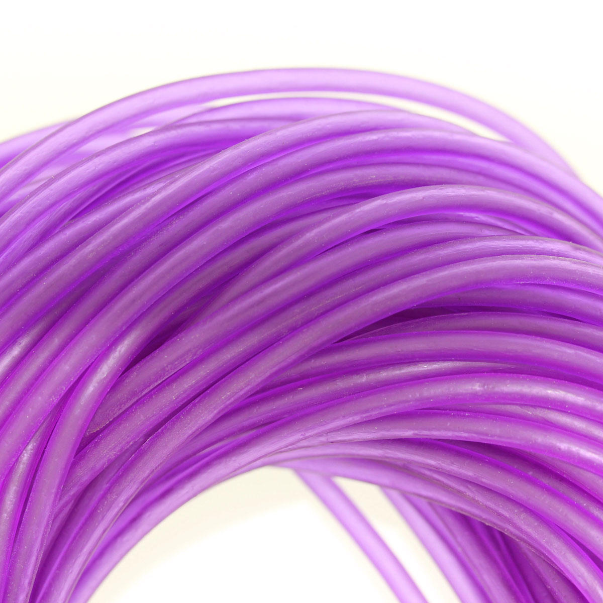 Purple 3mm PVC Cord