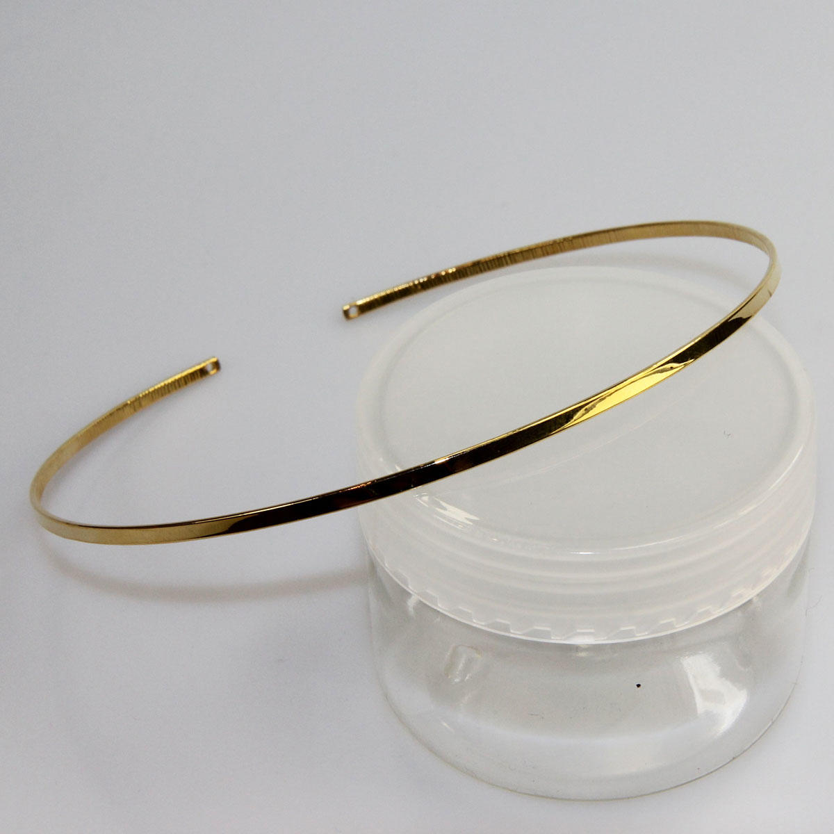 Gold Small Tiara Band