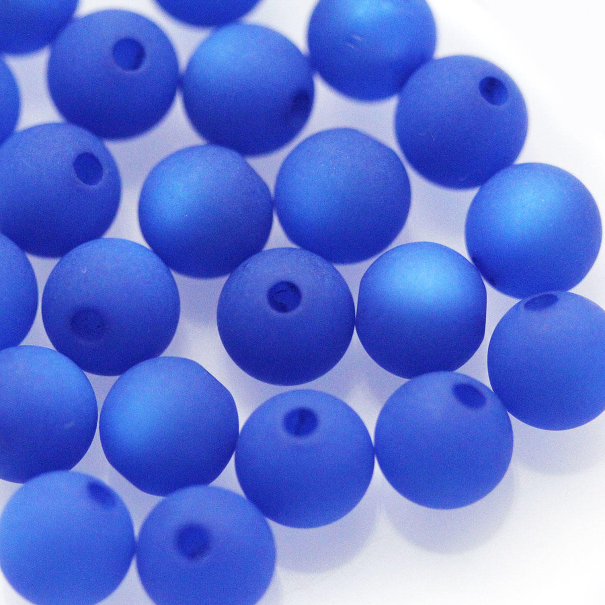 Royal Blue 8mm Polaris Bead