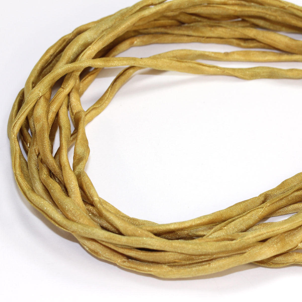 Silk String Old Gold