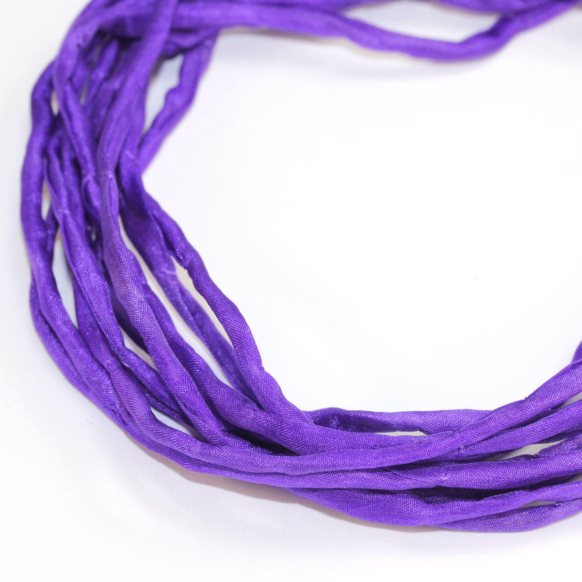 Silk String Purple