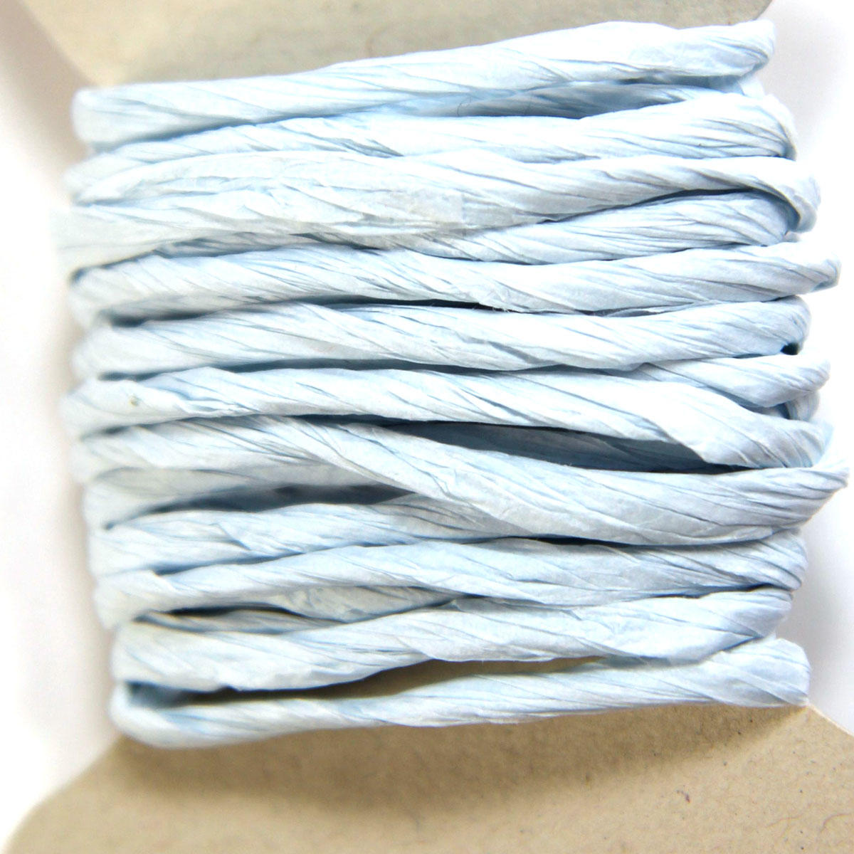 Blue Thick Paper String