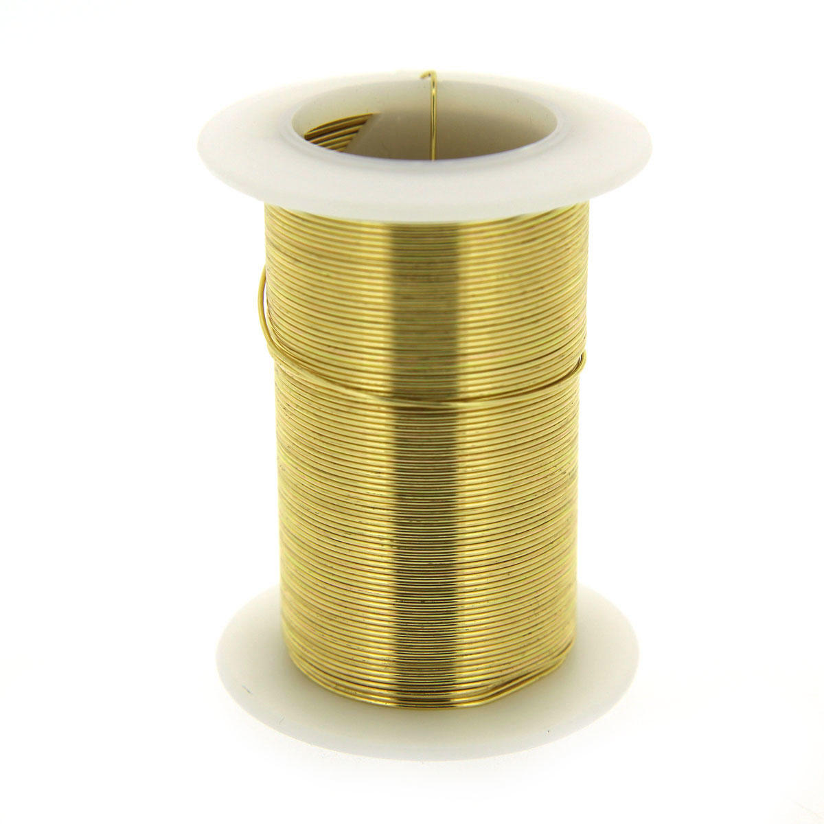 Gold Non Tarnish Craft Wire