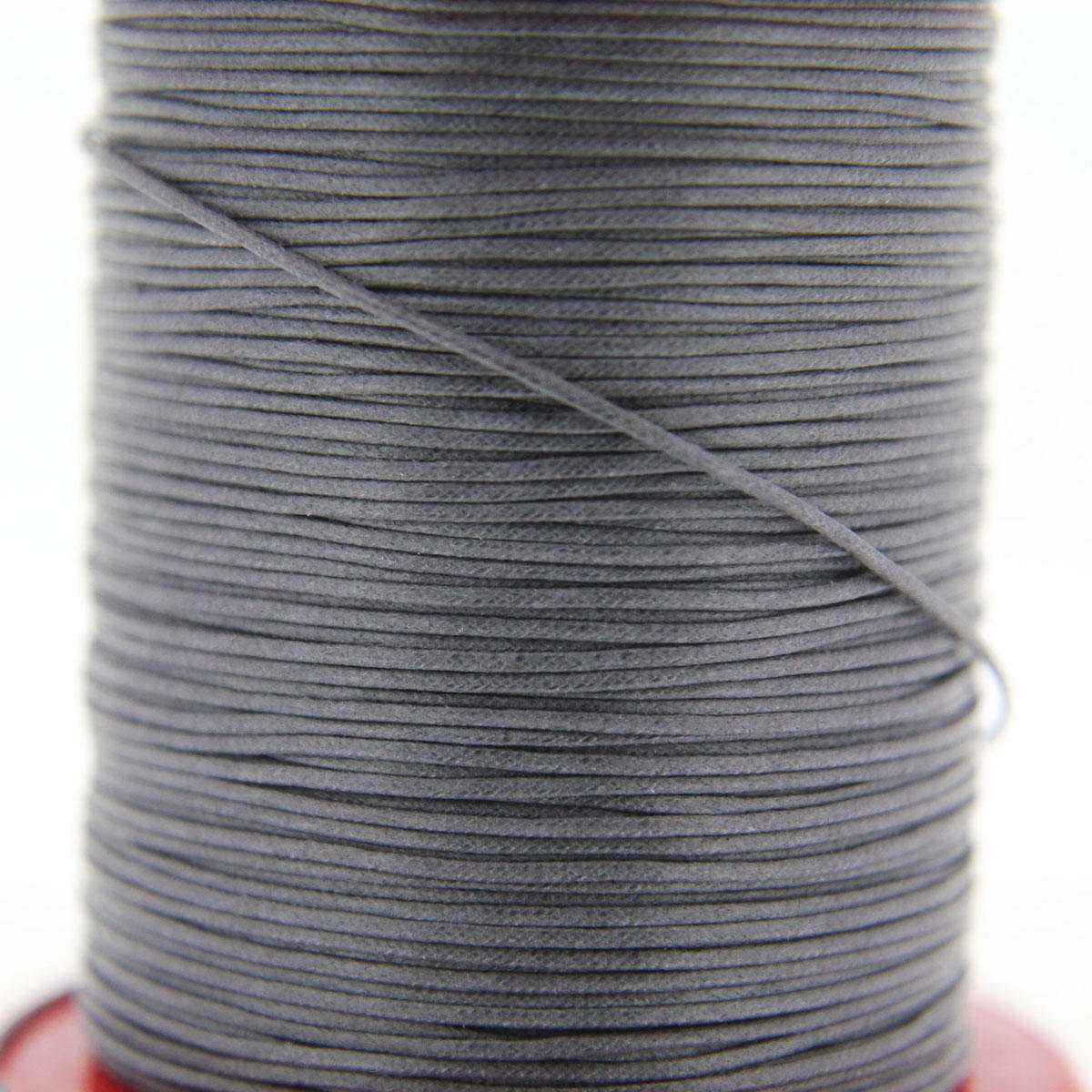Charcoal 1.5mm Cotton Cord