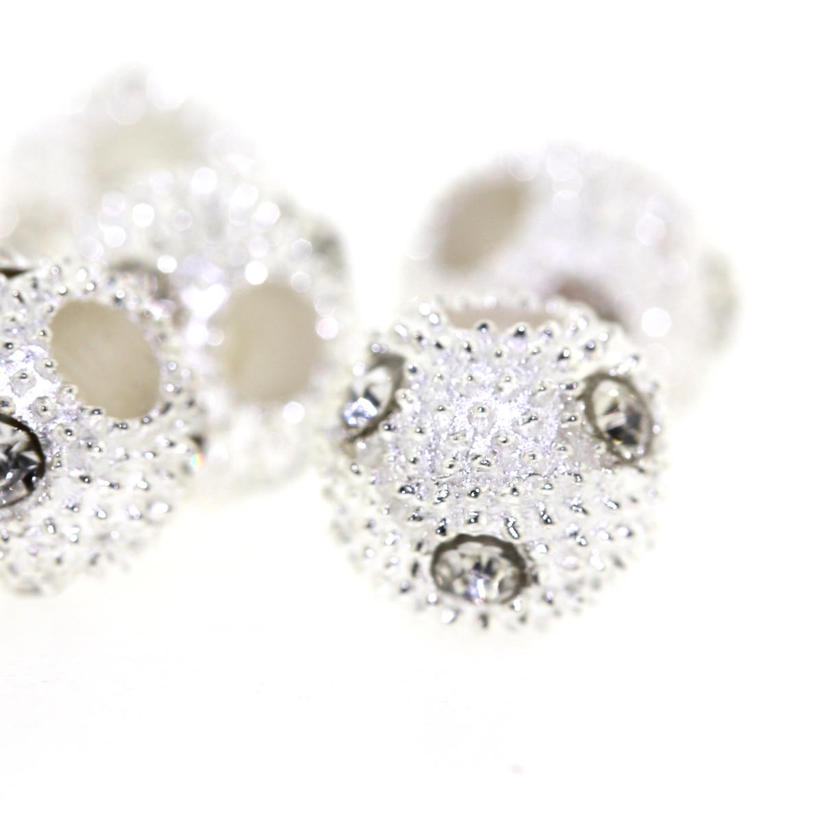 Silver Metal Beads