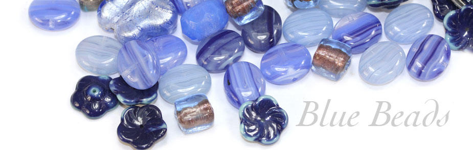 Types of Blue Beads