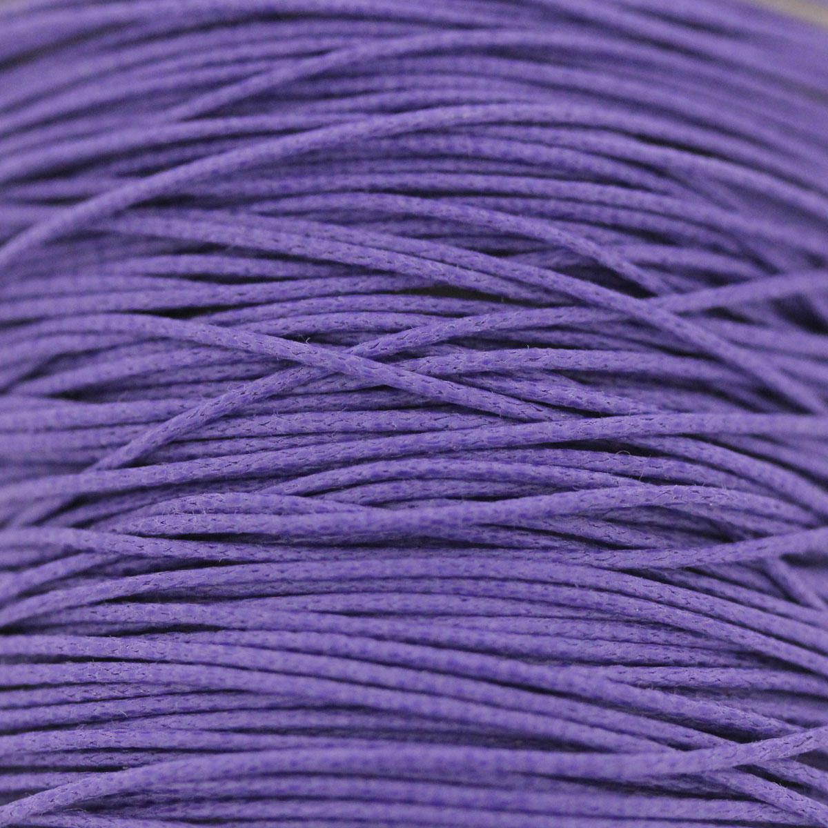 Lilac 0.7mm Cotton Bead Cord