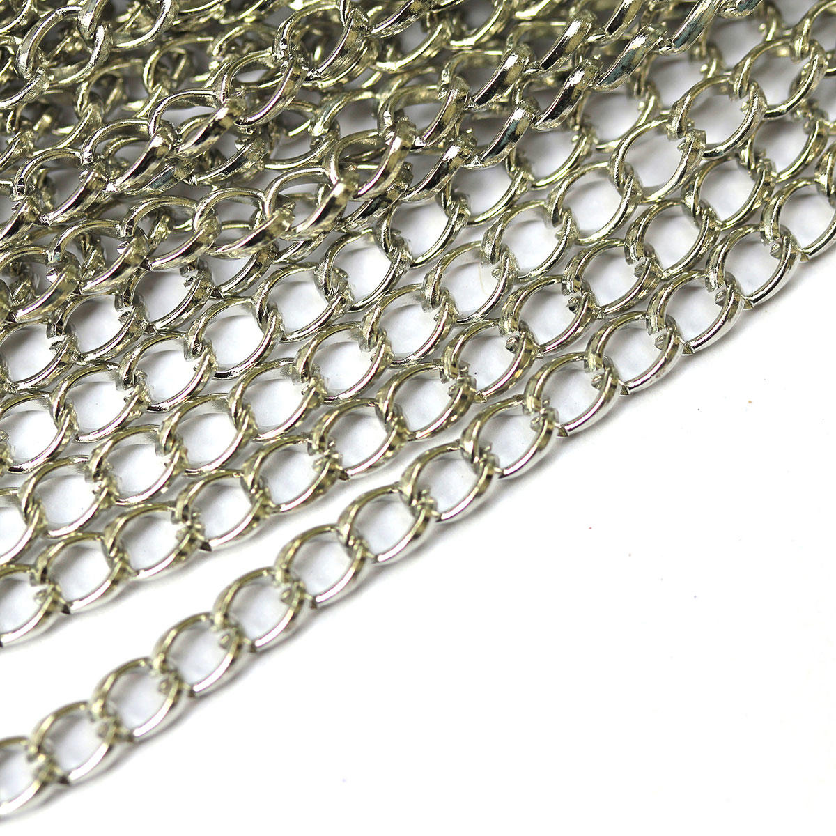 Antique Silver Extender Chain