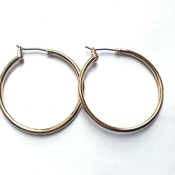 New Gold Earring Hooks