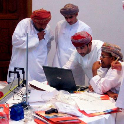 IPC Irwin working with Ministry of Education, Oman