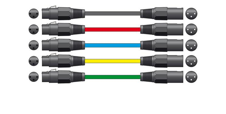 Microphone Leads