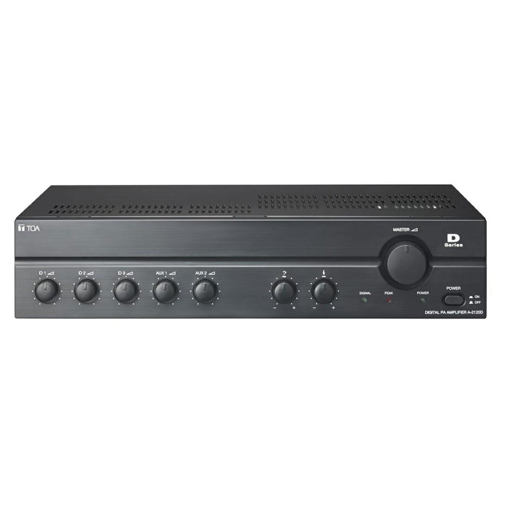 TOA A-2120D Mixer Amplifier