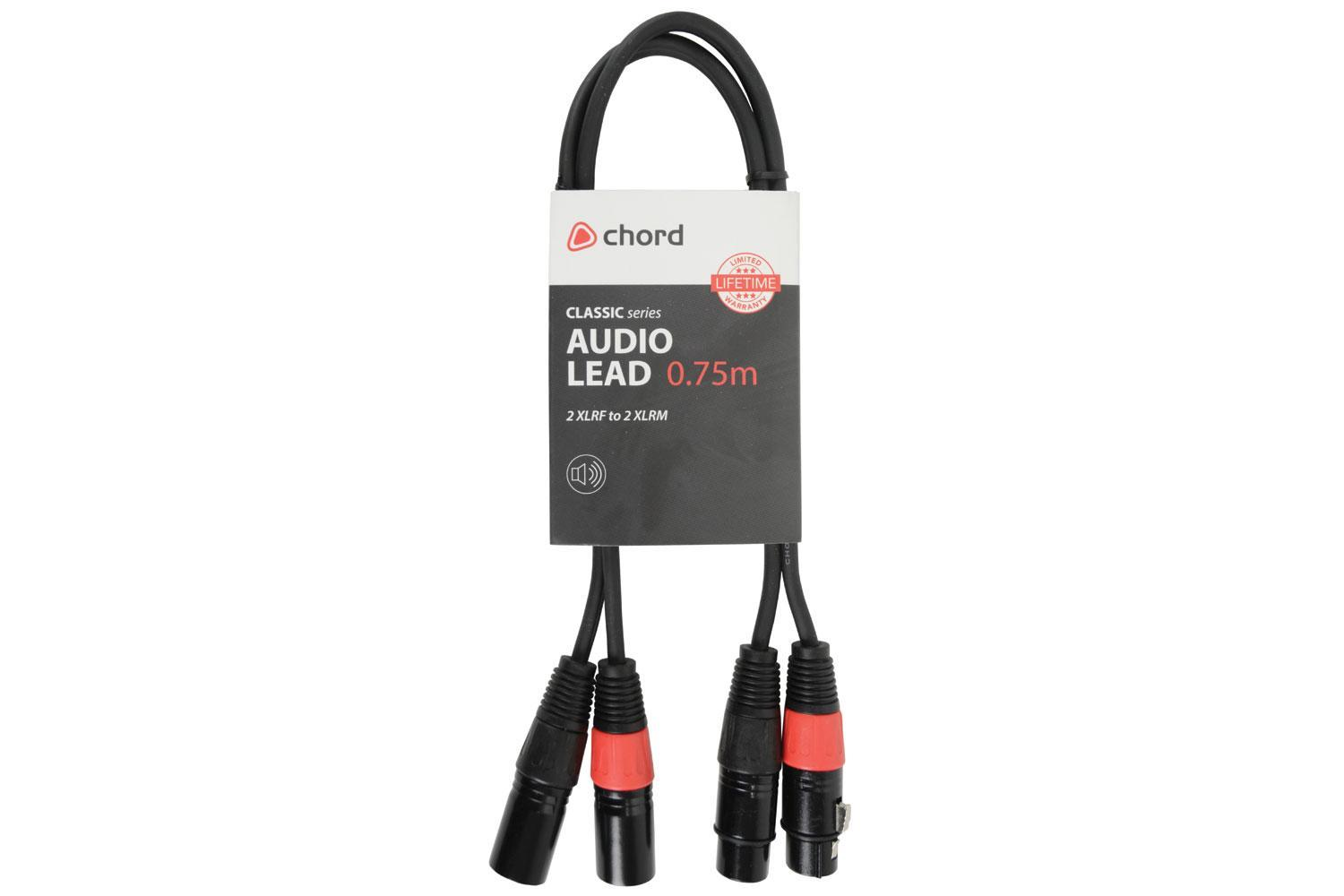 Classic Audio Leads 190028
