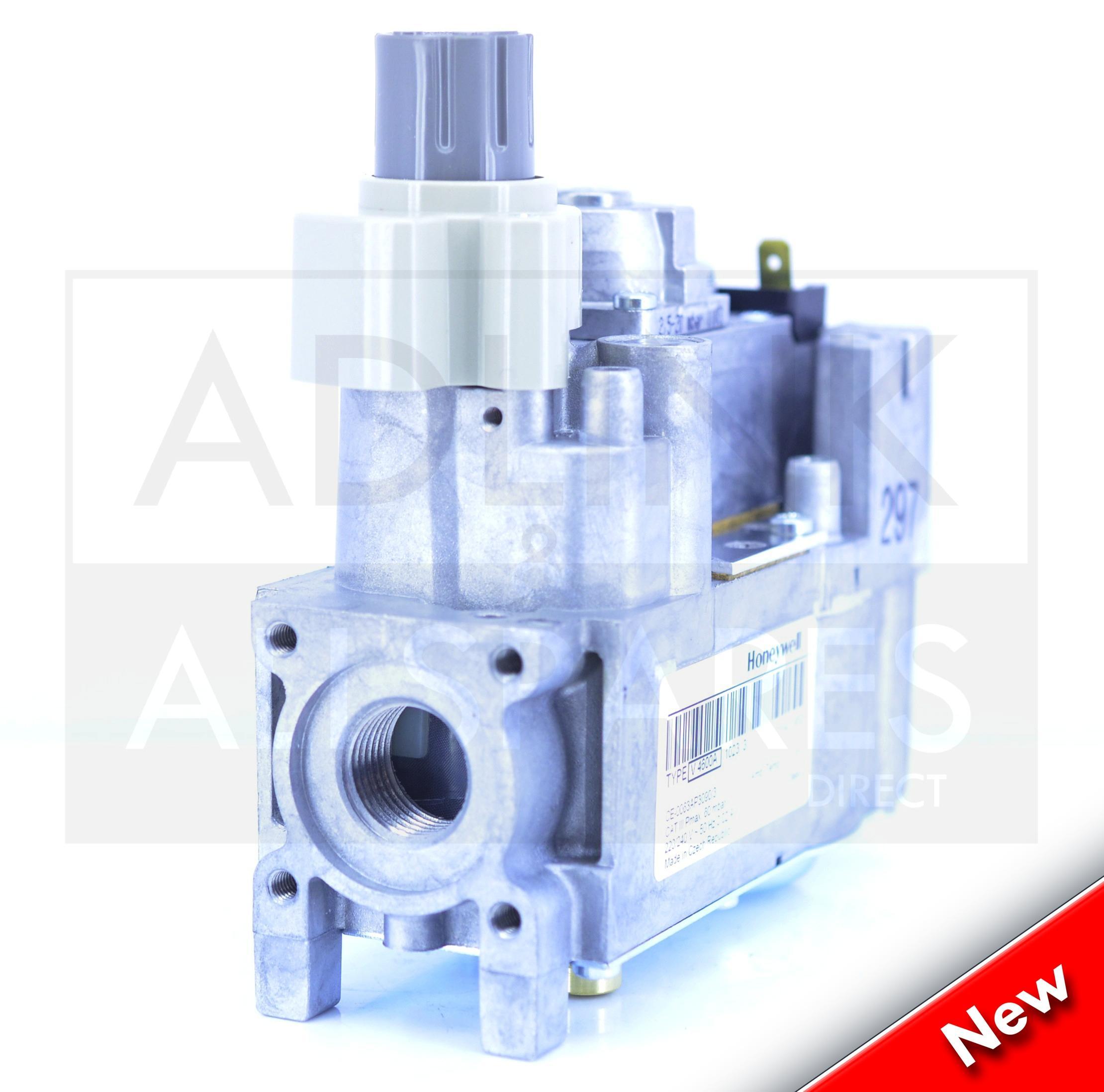 Ideal Concord WCF 240 A 240B 255 A /& WRS 230 A 240 A GAZ 255 A VALVE 003114