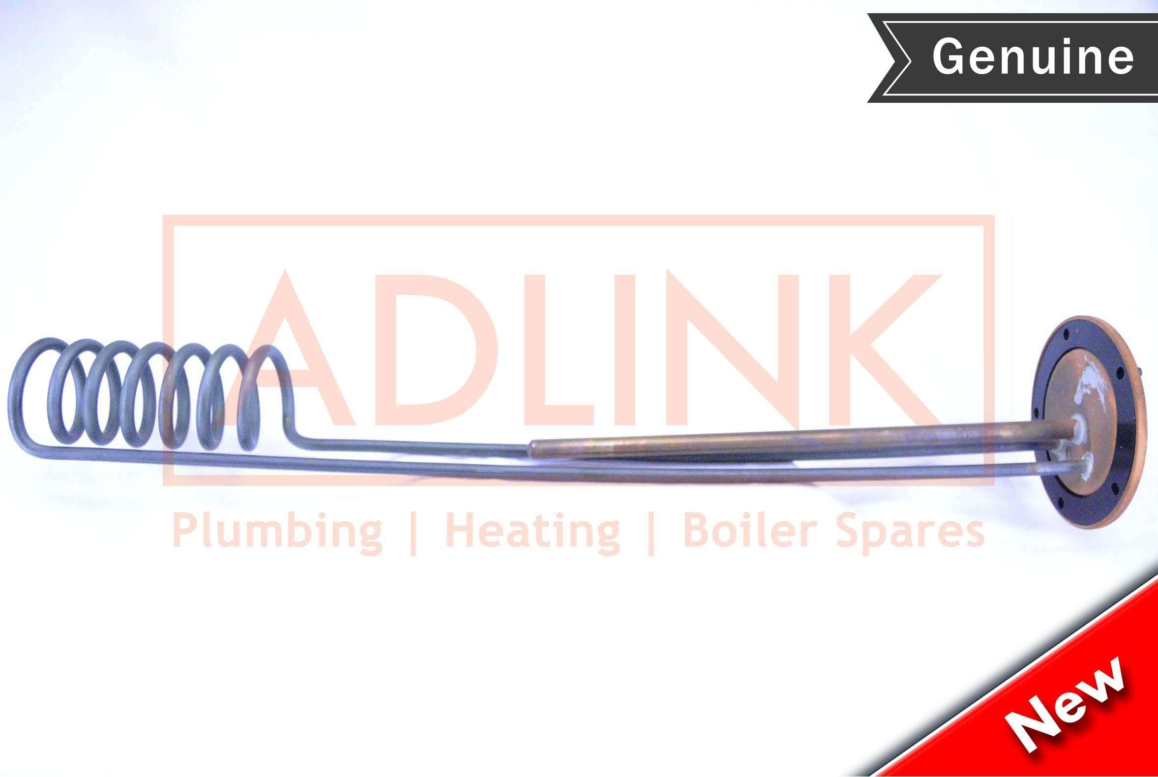 Heatrae Sadia 95606926 3Kw Element Plate Assembly